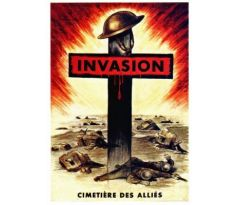 Invasion - Cimetiere des allies