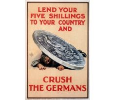 Lend your five shillings to your country